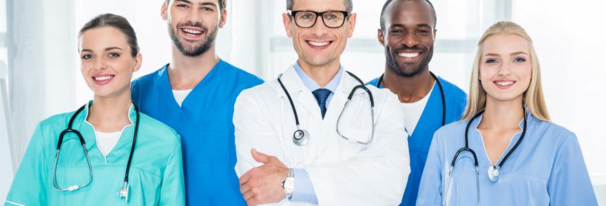 médecin près de votre domicile